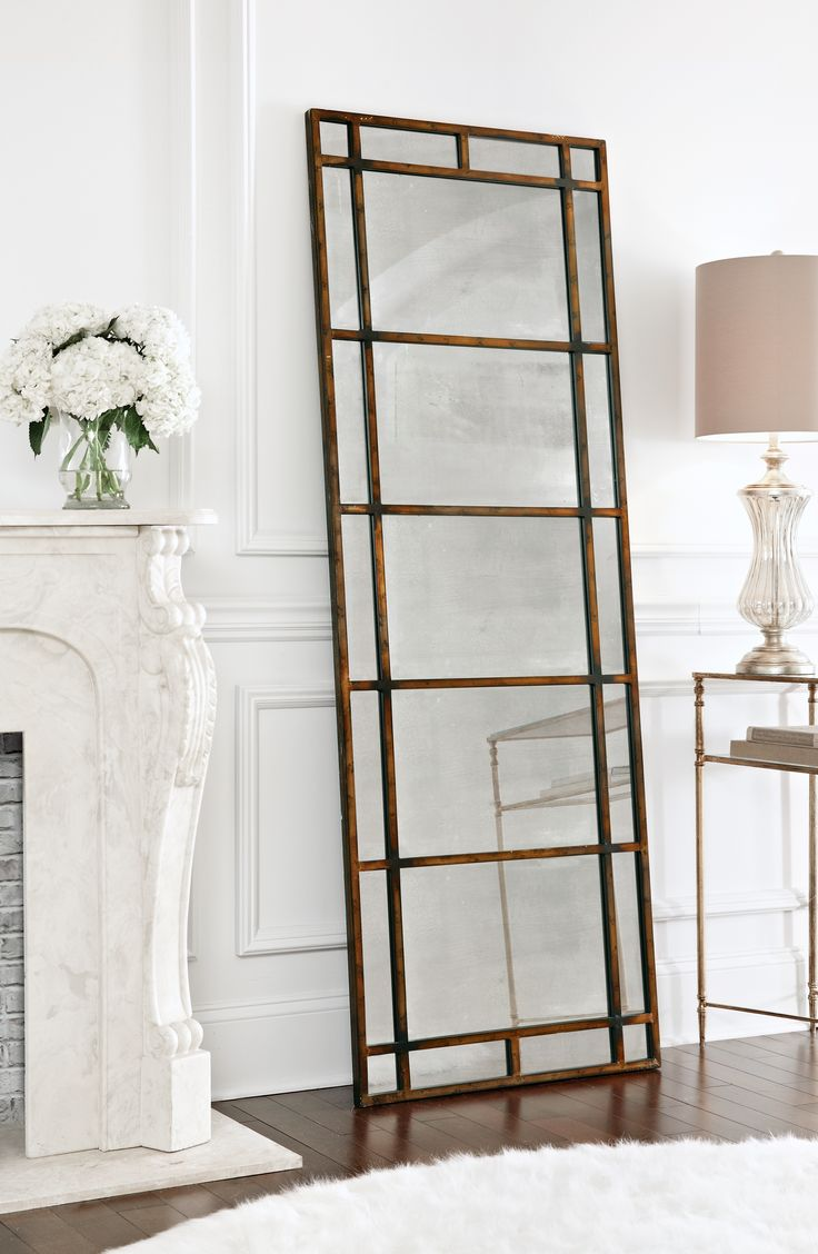 244 best decor images on pinterest wall mirrors console tables a mirror so grand is sure to make a statement in your room homedecorators