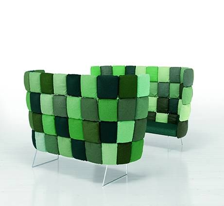 Undecided sofa by Raffaella Mangiarotti e Ilkka Suppanen