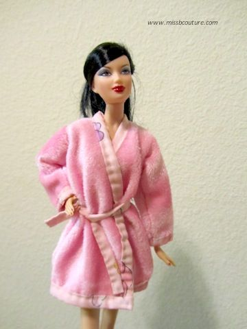 Bathrobe | Miss B. Couture