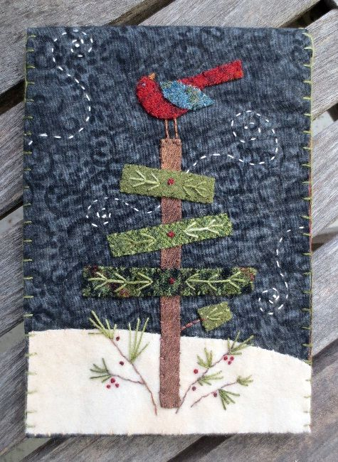 Wool Applique Pattern & 783 best Wool Projects images on Pinterest | Penny rugs Wool ... pillowsntoast.com
