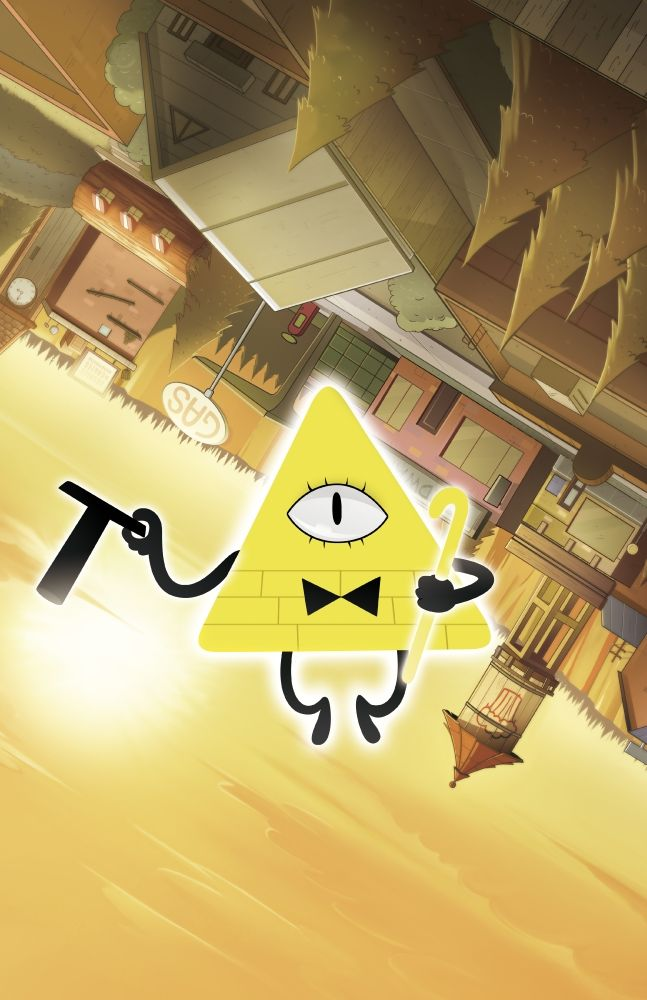 The Mystery of Gravity Falls