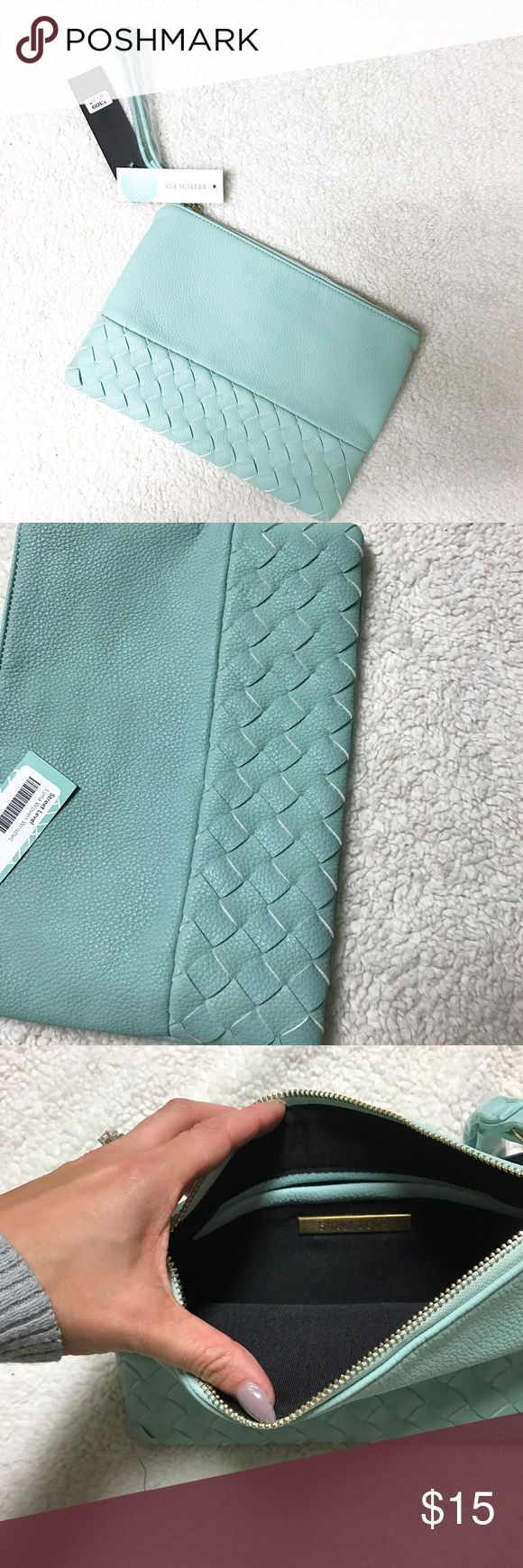 Stitch fix wristlet Never used. Bags Clutches & Wristlets