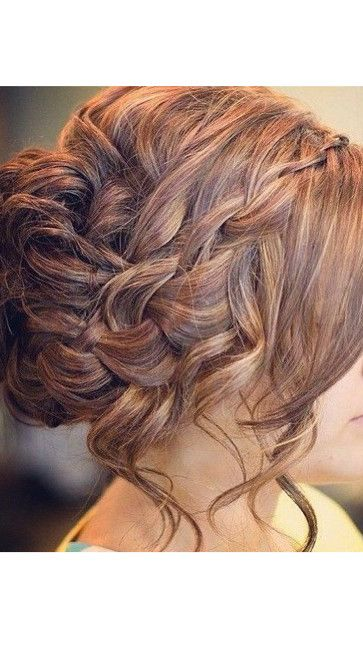 Getting ready for prom? Check out our top 12 prom styles for long hair   Hair Beauty   Closer Online