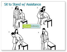 52 best ot transfers precautions and handouts images on sit to stand with assistance for individuals with hemiplegia many meaningful daily activities involve standing and teaching a patient how to safely stand fandeluxe Image collections
