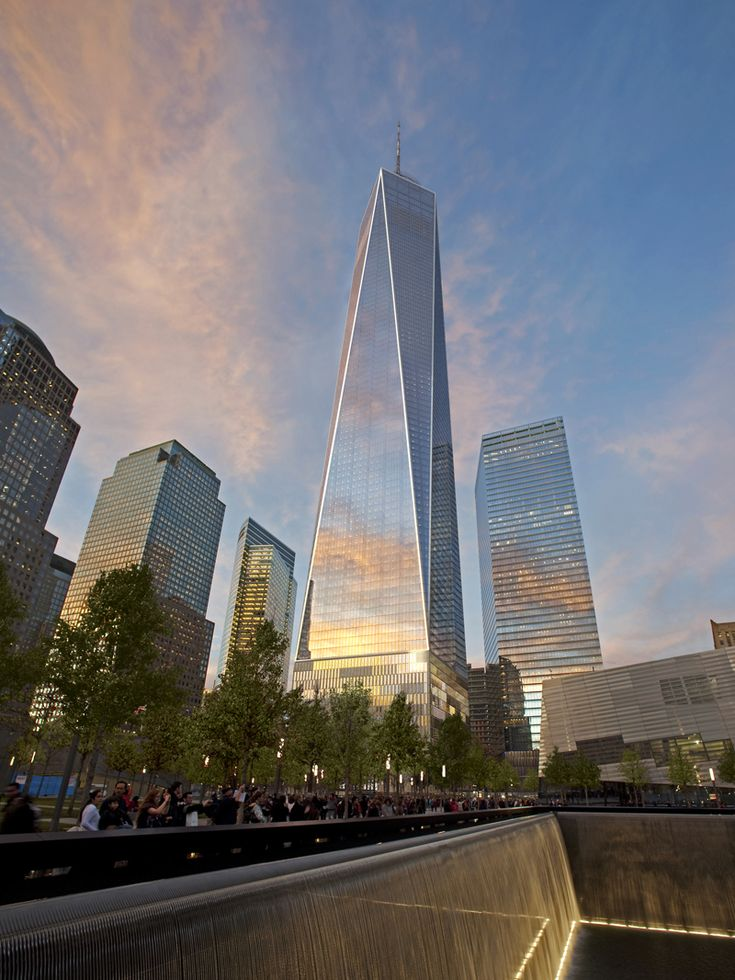 New Photos Of One World Trade Center, Former Freedom Tower, Manhattan, New York City  © The Durst Organization/Port Authority of New York & New Jersey.  Click the picture for more!