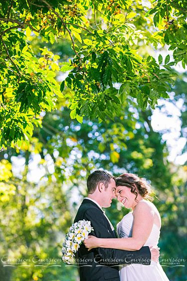 Hervey Bay Botanical Gardens. Great place for your wedding!