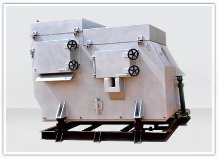 Reverberatory Furnaces Bangalore: Silcarb manufactures Reverberatory Furnaces as per customers requirements and upto capacities of 10000 kgs.