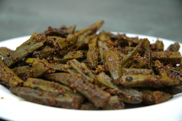 Cover and cook for 20 minutes till the okra is well cooked and the masala is well mixed. Description from thefoodfairy.wordpress.com. I searched for this on bing.com/images