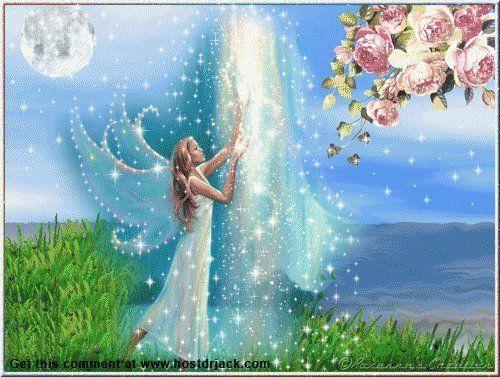 Archangel Jophiel is the archangel of art and beauty.