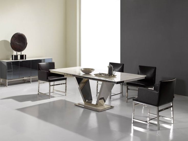 Oltre 1000 idee su tavoli di marmo su pinterest piani di - Tavoli per sala da pranzo ...