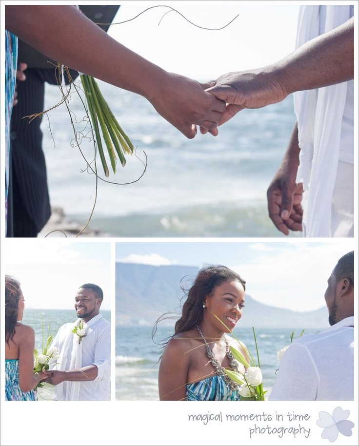 milnerton beach photography vow renewal Magical Moments in Time Photography