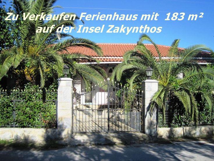 183qm Ferienhaus auf der Insel Zakynthos