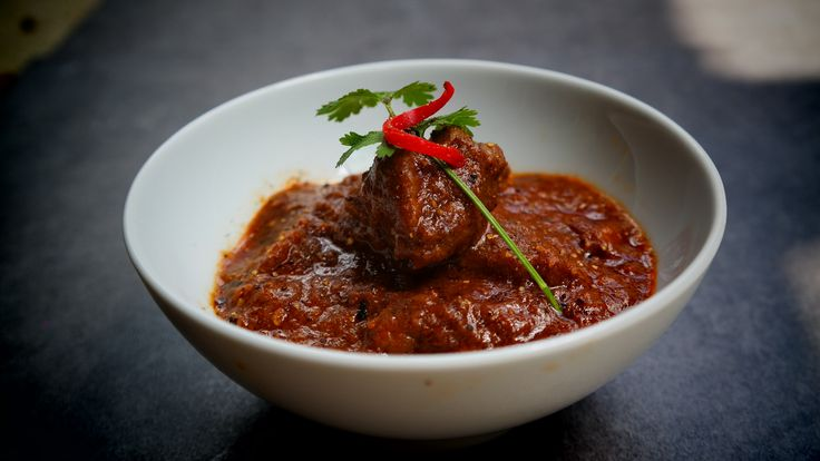 Fiery Beef Vindaloo