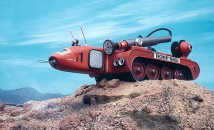 Thunderbirds recovery vehicle