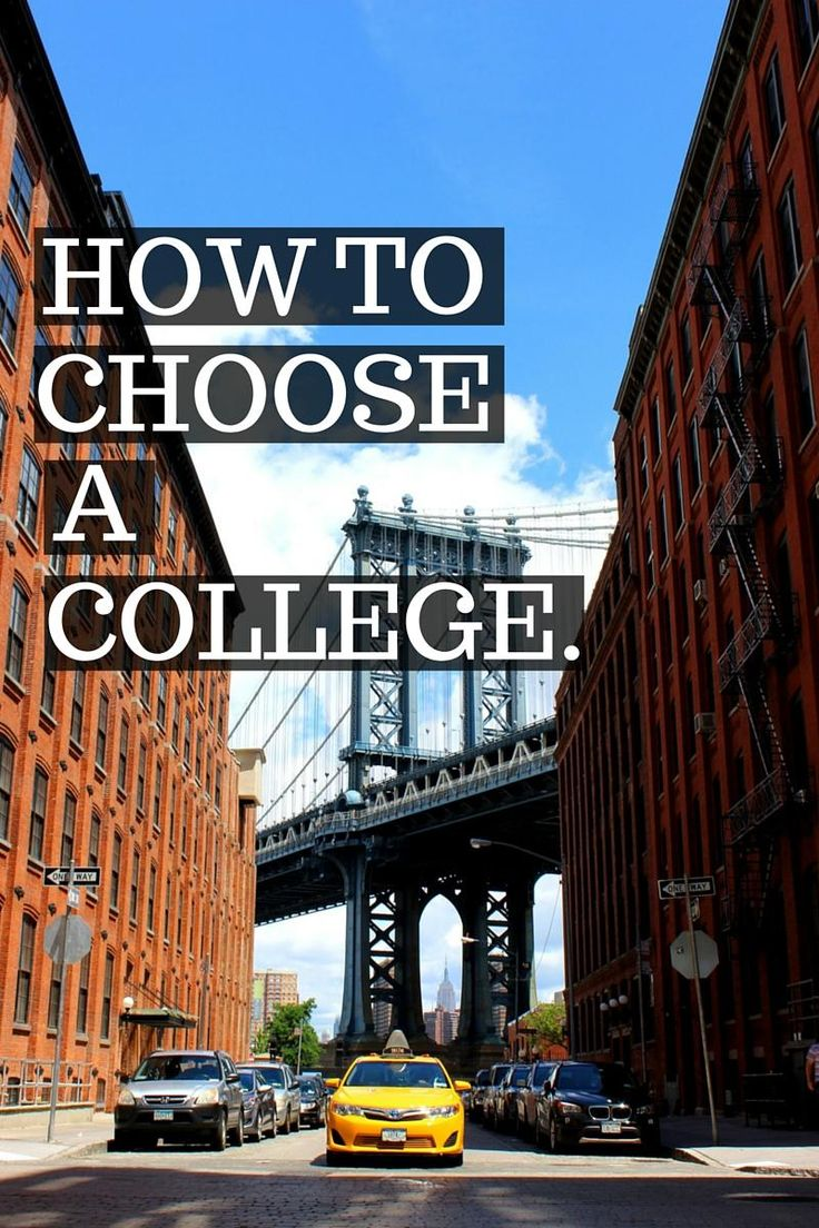 Choosing a college is quite the task for high school seniors, and there is so much to consider. If you (or someone you know!) is trying to choose between your dream colleges, then you absolutely need to check out this post!