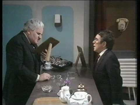 The Two Ronnies - Opticians Sketch. A classic I'm sure children would appreciate even now.