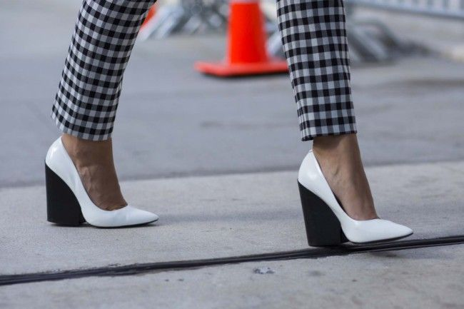 Details from New York fashion week spring/summer '15 street style gallery - Vogue Australia