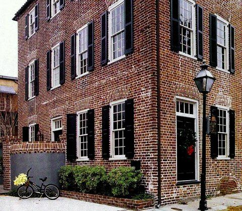 Best 25 red brick exteriors ideas on pinterest red - Exterior house color schemes with red brick ...