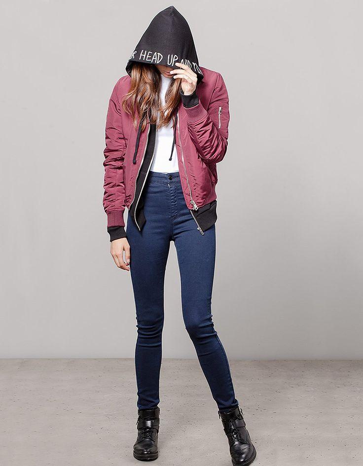 Basic παντελόνι με πολύ ψηλή μέση