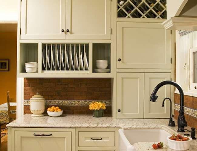 10 maneiras fáceis de atualizar seus armários de cozinha