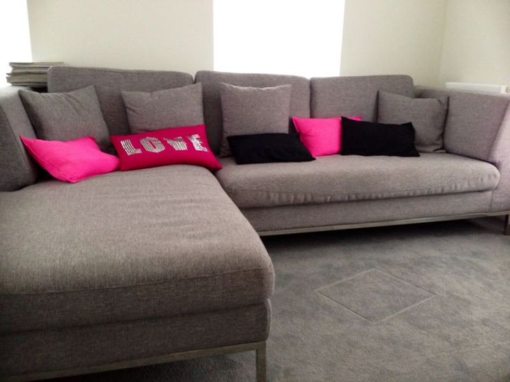 25+ Best Ideas About Grey Corner Sofa On Pinterest