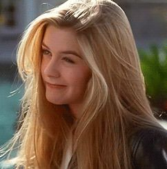 Cher Horowitz: You are Cher Horowitz from Clueless! You are highly fashionable, not to mention a great friend. You are very selfless and often put others before you. You have a positive attitude and you are always making others around you laugh with your quick wit, as if! Oh and you also have some gorgeous hair.