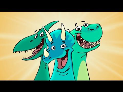 The Dinosaurs Song - YouTube