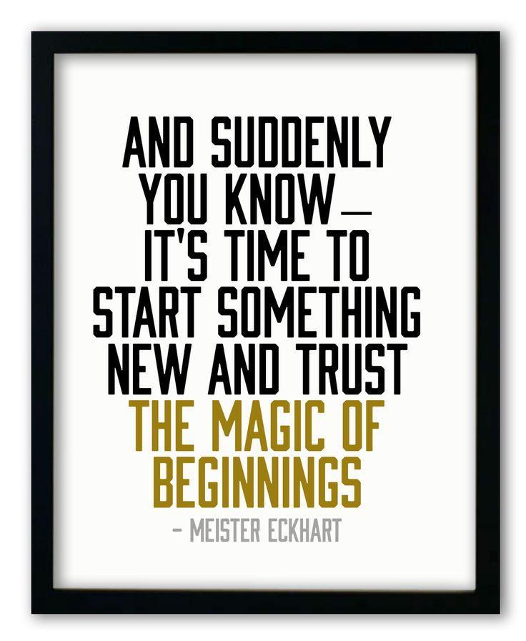 Fresh Start Quotes: Best 25+ Fresh Start Ideas On Pinterest