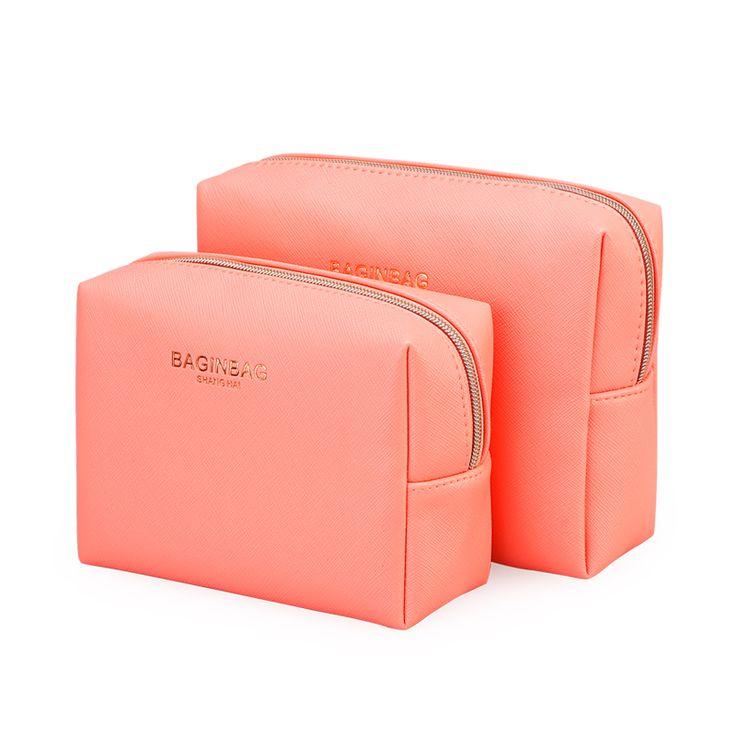 Baginbag Fashion Cosmetic Bag Large Capacity Makeup Bags Waterproof Storage Bag Cosmetic Cases >>> Nazhmite na izobrazheniye, chtoby rassmotret' bol'she detaley.