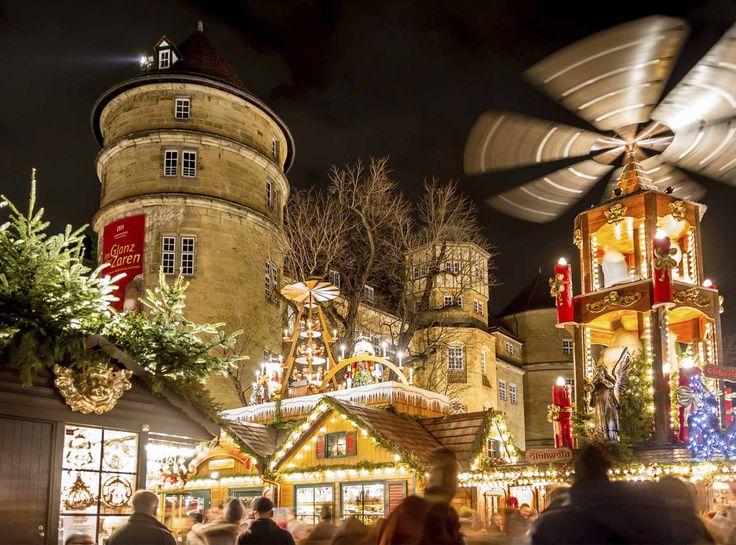 Stuttgarter Weihnachtsmarkt de Stuttgart, Alemania - Los mejores mercadillos navideños de Europa