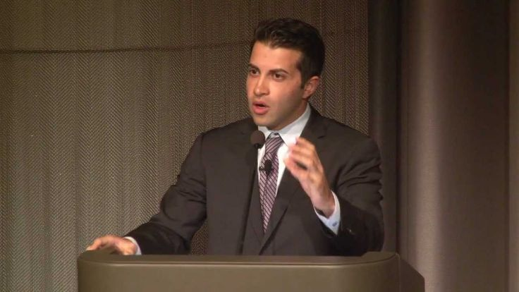 Mosab Hassan Yousef:  Powerful Speech during a Religious Extremism Debat...