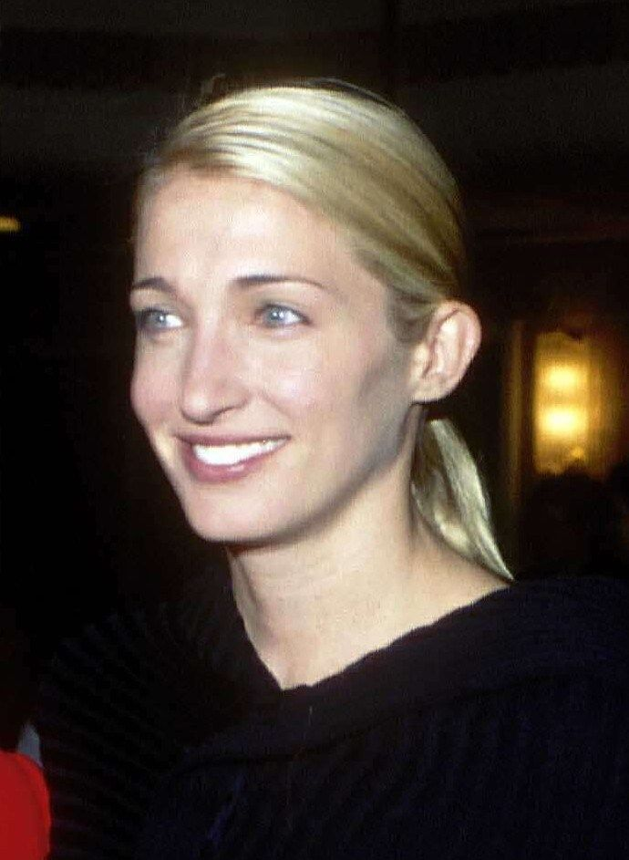 October 20, 1998 – New York Breast Cancer Foundation Luncheon   Remembering Carolyn