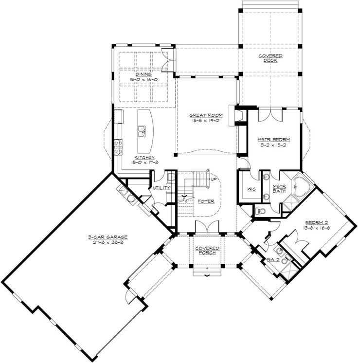 248 best retirement house plans images on pinterest | retirement
