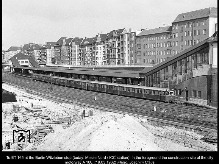 Epic  Stadtbahn Berlin S Bahn zum Zoologischen Garten und Interzonenzug nach u