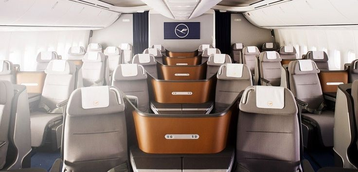 Lufthansa passengers can now upgrade to premium cabins, including travelers booked in economy.
