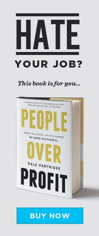 I went too many years hating my job. After finding out how companies should be treating their employees, it changed my life. This book was both inspiring and practical.