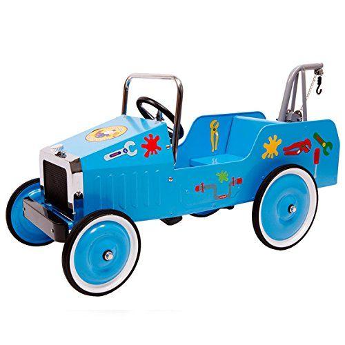 Baghera 1938CC - Tretauto Abschleppwagen aus Metall, Retrolook - The Working vehicules, blau Unbekannt http://www.amazon.de/dp/B003U6IVVG/ref=cm_sw_r_pi_dp_CVC5ub1Y0BMAJ