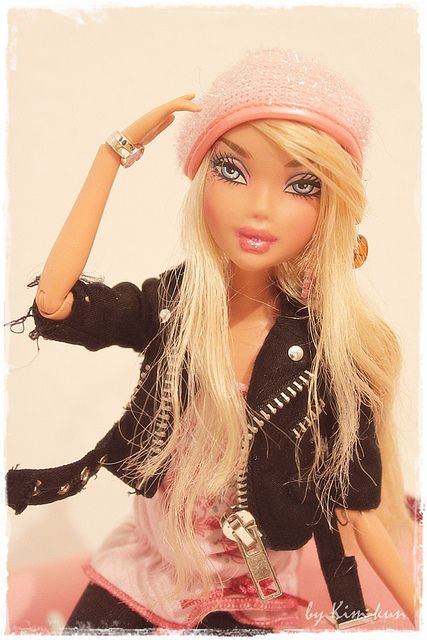 My Scene kennedy barbie doll | My Scene Dolls
