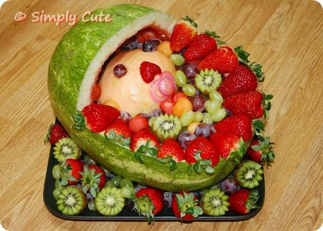 about baby shower fruit tray ideas on pinterest kitchen fruit