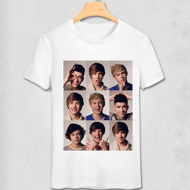 Check it on our site 1D Harry Styles short sleeve One Direction T shirt zayn malik Niall Horan Nialler 5sos desige t shirt For Mens Womens unisex top just only $10.01 with free shipping worldwide  #tshirtsformen Plese click on picture to see our special price for you