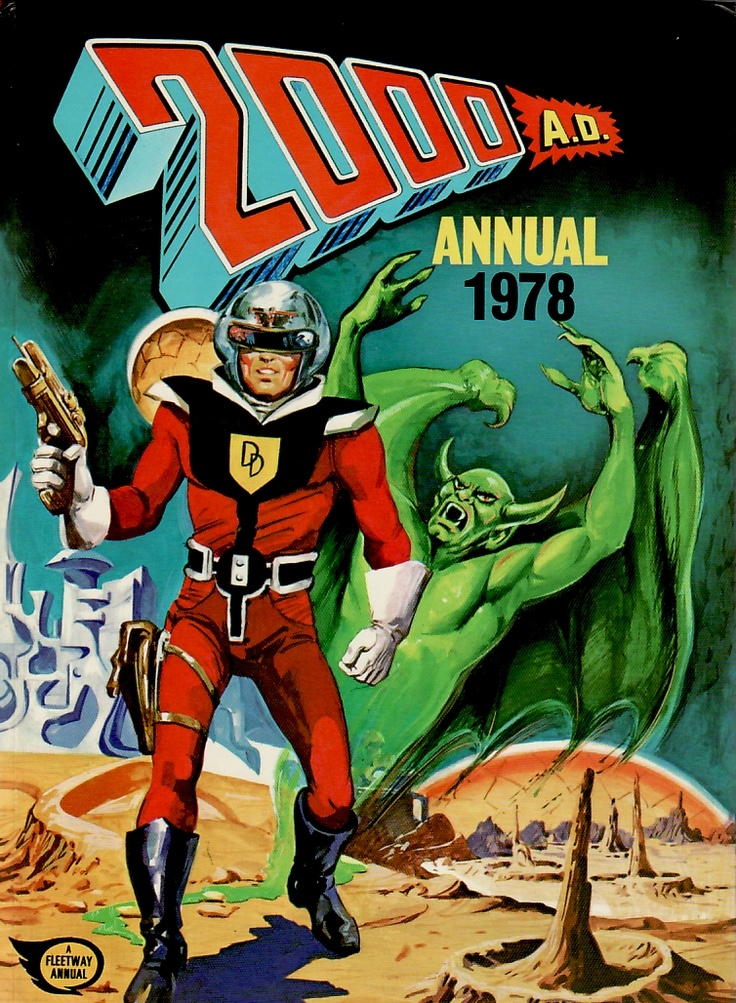1978 space travel comic book