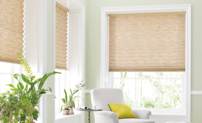 Pleated Shades add dimension to any room. #MarthaWindow @JCPenney #windowtreatments: Wall Colors, Custom Window Treatments, Bradley Sunroom, Pleated Shades, Marthawindow Custom, Marthawindow Jcpenney, Window Shades, Jcpenney Windowtreat, Kitchens Doors