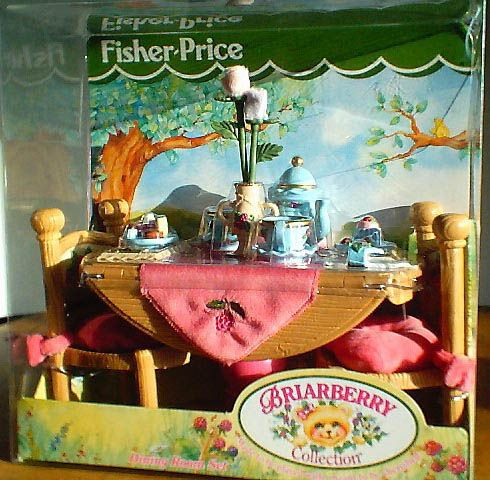 137 best fisher price briarberry collection images on - Bbs dollhouse ...