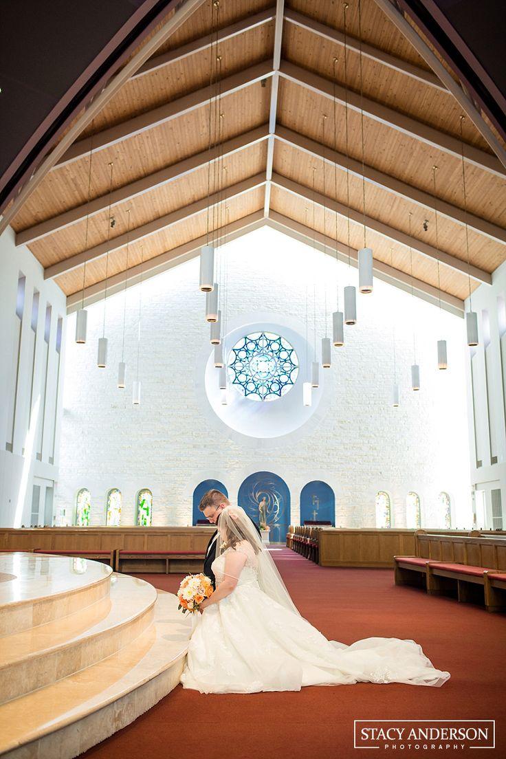 St John Vianney Catholic Church Houston Wedding Photographer 20