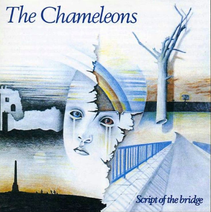 Catch Chameleon's Vox at #Concorde2 #Brighton on Friday 16th May with Front man Mark Burgess who will perform The Chameleons' 1983 debut album Script of the Bridge in its entirety. This show will be a real treat to any devoted fan, #tickets are now on sale for £16 adv CLICK THE IMAGE TO BUY!