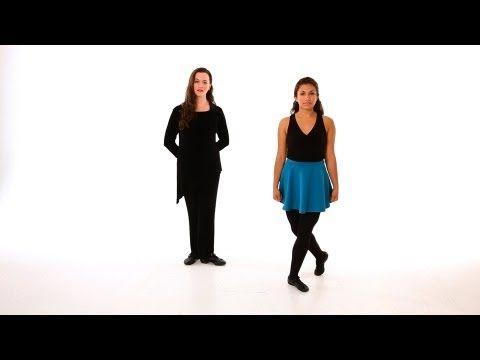 Irish step dance adult beginner classes describing your