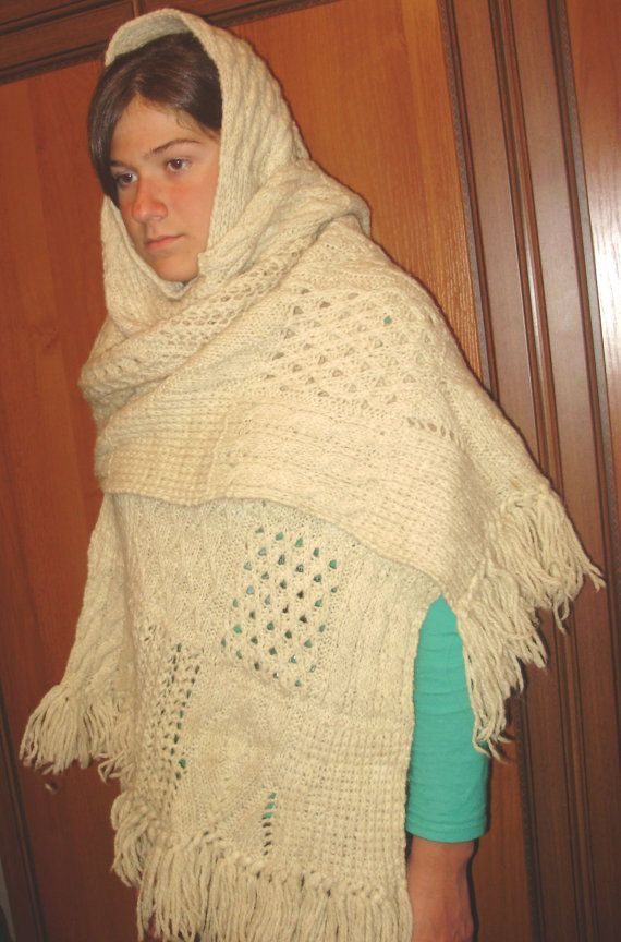 Woolen scarf, Scarves, Women scarf, Hand-knitted scarf, Elegant scarf, Winter scarf, Warm winter accessory, A long scarf