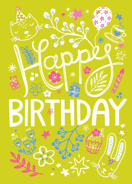 Felicity French - Felicity French Happy Birthday