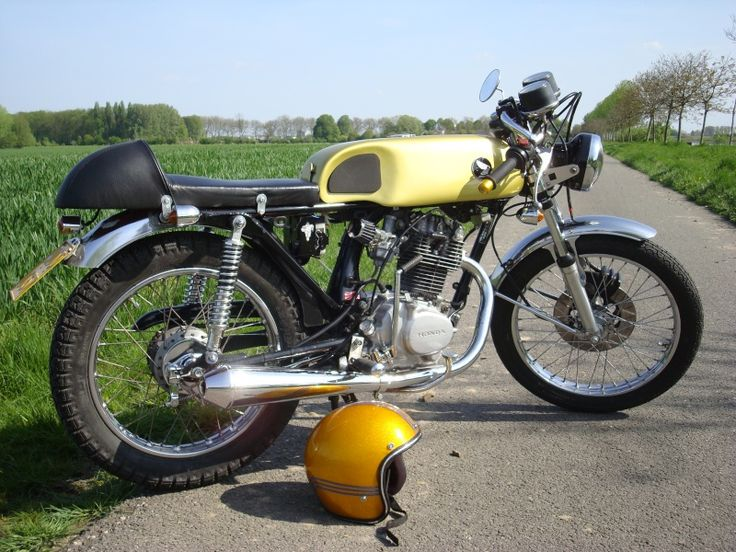 rook honda cb185r caferacer honda cb 125 s3 1976 with. Black Bedroom Furniture Sets. Home Design Ideas