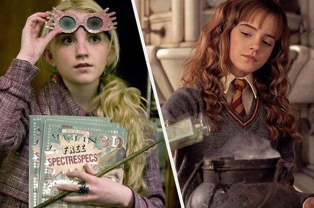 Are You More Like Hermione Granger Or Luna Lovegood In 2020 Hermione Granger Cnn News Luna Lovegood